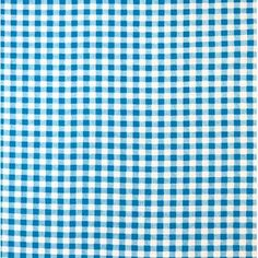 Sheetworld Gingham Check Fitted Bassinet Sheet Color: Turquoise