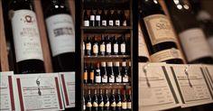 Test Monki, MAX'S Wine Dive, wine menu, menu design, wine, graphic design, wine shelf talkers