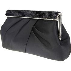 #FabricHandbags, #Handbags - Nina Handbags Lendy Black - Nina Handbags Fabric Handbags