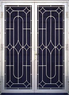 Stairs Design, Modern Window Design, Steel Doors And Windows, Wrought Iron Design, Window Design, Window Grill Design, Metal Doors Design, Iron Entry Doors, Balcony Railing Design