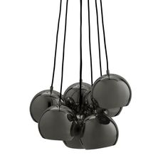 Found it at Wayfair - Ball Multi 7 Light Cluster Pendant