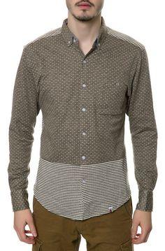 SLVDR Shirt Sayer LS Buttondown Shirt in Athletic