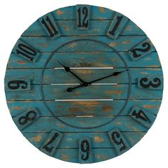 "Found it at Wayfair - Oversized 33.5"" Schell Wall Clock"