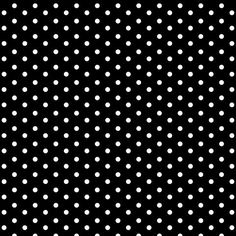 Mini Dots Black by Uncommon