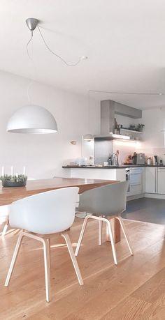 Ohne... . - Foto von Mitglied schimmel #solebich #interior #einrichtung #inneneinrichtung #deko #decor #kitchen #küche #dinigroom #esszimmer