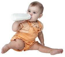 "moving-from-a-bottle-to-a-sippy-cup Great tip- "" Most will start by cutting out a bottle at a time for a week, normally starting with the morning bottle and offering just a sippy cup. Every few days or week cut out one more feeding till you only offer a bottle before nap and bedtime as a way to help their baby relax and fall asleep. Eventually cut out that nap time bottle, teaching your baby to fall asleep without the comfort of the bottle, hopefully making it easier to remove the bedtime…"