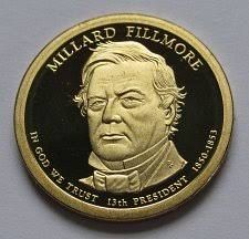 Millard Fillmore was born in a log cabin in Moravia, Cayuga County, in the Finger Lakes region of New York State, on January All Us Presidents, American Presidents, Millard Fillmore, Executive Branch, January 7, Finger Lakes, Head Of State, House Of Representatives, Vice President