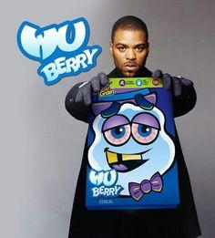 Wu Berry Cereal. Wu Tang Clan. Method Man