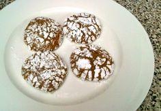 Allergen Free Baking Never Tasted So Good Crinkle Cookies, Crinkles, Free Food, Free Recipes, Egg, Dairy, Gluten, Baking, Breakfast