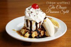 Waffles for Dessert! 12 Recipes You'll Wanna Eat After Dinner