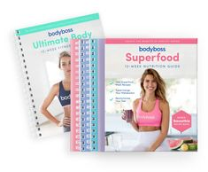 Fitness & Nutrition Bundle - BodyBoss