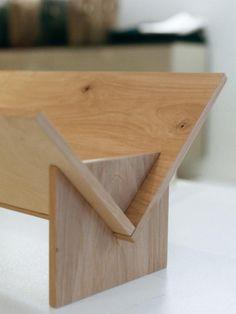 Detail of Book/Shop tabletop bookshelf