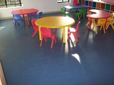 School in hyderabad (picture 1 of 3). Vinyl flooring