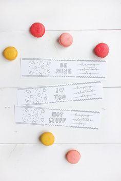 DIY Valentine's Day Gift Boxes   coco & mingo for Lark & Linen