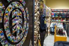 Recycled Skateboards > Backsplash