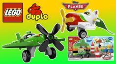LEGO Disney ✈ Planes Ripslinger ✈ Air Race Lego Duplo Building Toys for boys Unboxing Disney Planes, Lego Disney, Plane Toys, Rainbow Toys, Lego Duplo Sets, Frozen Sisters, Disney Princess Frozen, Building Toys, Toys For Boys