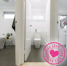 We love a good before and after renovation and we are in love with this transformation from Northern Rivers Bathroom Renovations #bathroomrenovating #bathroomtransformation