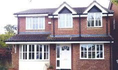 By converting the integral single garage, Dave and Jean Phillips have added a fourth bedroom to their detached home. The couple also looked into loft conversions and extensions, but found a garage conversion to be the cheapest option.