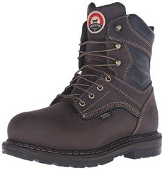 Irish Setter Work Men's 83822 Ramsey Waterproof Insulated 8 Inch Boot * You can find out more details at the link of the image.