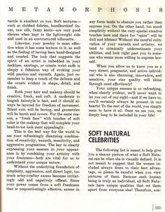 Kibbe Soft Natural pg 2 I'm definitely at risk of under or over doing the details!