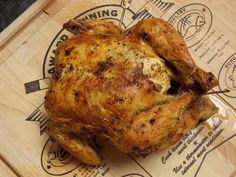 Mesquite Roasted Chicken Recipe
