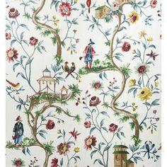 Guirlandes de fleurs et papillons virevoltants de style for Sur canape tessuti