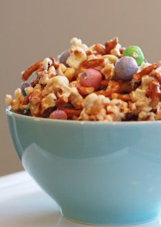 The One With the Cupcakes: The One With the Salted Caramel Popcorn