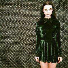 NEW Velvet Swan Dress Valfre.com