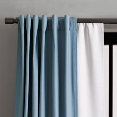 """Blackout Curtain Free Shipping Online Only  Select Size: 92""""  $49 
