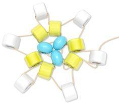 Peyote Mandala Stitch Weaving - Fire Mountain Gems and Beads #Seed #Bead #Tutorials
