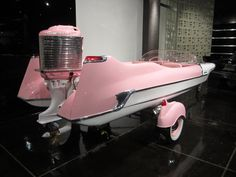 The Daily Driver Project ● 1956 Lone Star Meteor Old Boats, Small Boats, Speed Boats, Power Boats, Yatch Boat, Outboard Boat Motors, Amphibious Vehicle, Classic Corvette, Autos