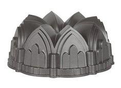 Nordic Ware Cathedral Bundt Cake Pan
