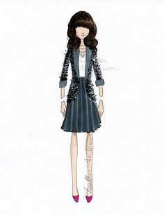 How to draw Fashion Illustrations the site was alot of help i look at it often for help when drawing.