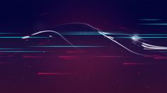 Porsche BlackBox uses original recorded racing data and reports to create a soundscape and abstract visualization of a car through lines and subtle silhouettes. Datasets originate from the Porsche GTS community, collecting recorded tracks from all over th…