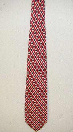Robert Talbot Best of Class Nordstrom Mens Finest Silk Neck Necktie Tie 60in #RobertTalbott #Tie