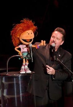 """Terry Fator's Different Personalities"" - Las Vegas Celebrity | Examiner.com"