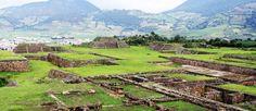 Zona Arqueológica de Teotenango@ nevado de toluca