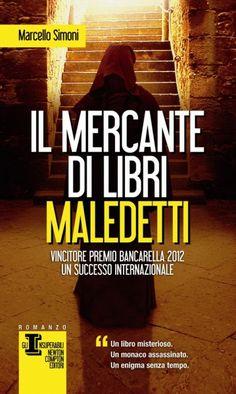 Marcello Simoni - Il mercante di libri maledetti