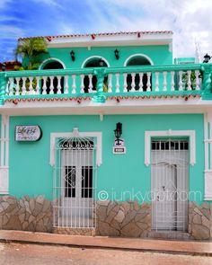 Casa La Casona 254 in Trinidad Cuba - http://www.cuba-junky.com/sancti-spiritus/casa_la_casona_254.html