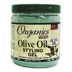 Africa's Best Originals Olive Oil Styling Gel 15 oz $5.19   Visit www.BarberSalon.com One stop shopping for Professional Barber Supplies, Salon Supplies, Hair & Wigs, Professional Product. GUARANTEE LOW PRICES!!! #barbersupply #barbersupplies #salonsupply #salonsupplies #beautysupply #beautysupplies #barber #salon #hair #wig #deals #sales #AfricasBest #Originals #OliveOil #Styling #Gel