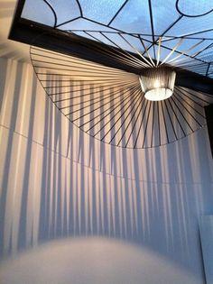suspension noir 200cm vertigo vertigo. Black Bedroom Furniture Sets. Home Design Ideas