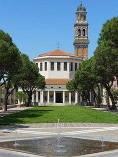 Chiesa di Santa Maria del Soccorso (la #Rotonda) - Rovigo - Province of Rovigo, Veneto region Italy