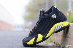 AIR JORDAN 14 (THUNDER) | Sneaker Freaker
