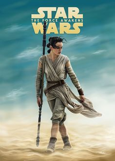 Rey / Star Wars: The Force Awakens