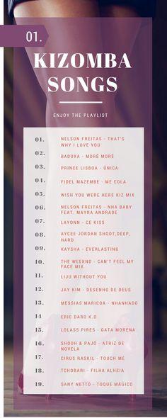 Kizomba playlist #songs ♡ enjoy it