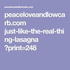 peaceloveandlowcarb.com just-like-the-real-thing-lasagna ?print=248