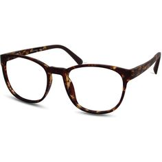 The Tagus by Eco in Dark Tortoise. Available with plain or prescription through Eco Eyes, 100% online.