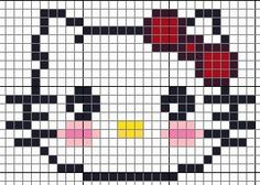 Cross me not: hello kitty