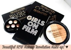 HaySparkle: Beautiful NEW Makeup Revoloution Make-up! ♥