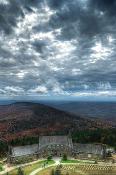 Mt. Greylock in the Berkshires Photographer: Dan Villeneuve